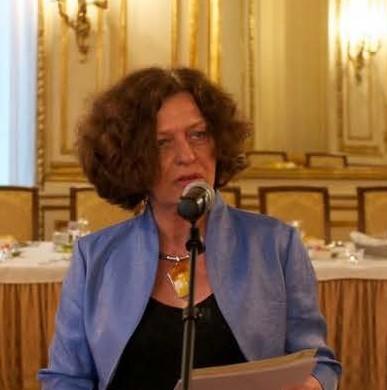 2012 Spirit of Jan Karski Award Given to Consul General Ewa Junczyk-Ziomecka