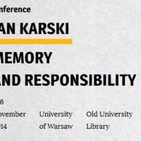 Memory and Responsibility Conference in Warsaw