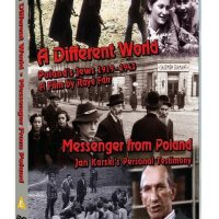 New DVD Issued of A Different World & Messenger From Poland