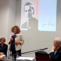"""""""Jan Karski: Mission for Humanity"""" Exhibit Captures Strong Interest at Singer Jewish Festival"""
