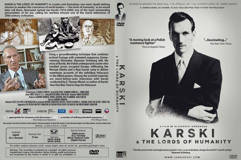 The Karski DVD