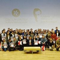 102th Anniversary of Karski's Birth Celebrated by Polish Youth