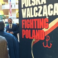 Fighting Poland Exhibit at Georgetown University