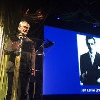 Professional Ethics Program Honors Jan Karski