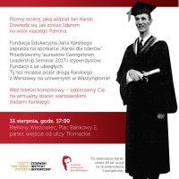 """""""Karski dla liderów"""" – Warszawa Singera"""