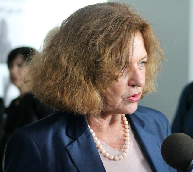 Ewa Juńczyk-Ziomecka (Photo: Natalia Żurawska)