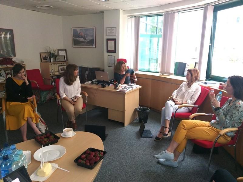 Szkolenie wolontariuszy Fundacji Edukacyjnej Jana Karskiego