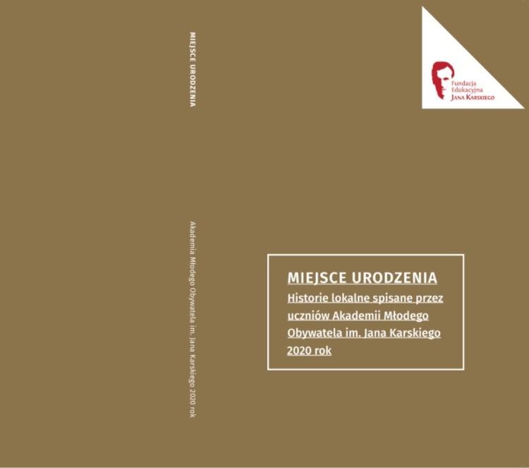 Książka Młodych Obywateli