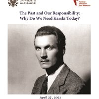 Why We Need Karski Today
