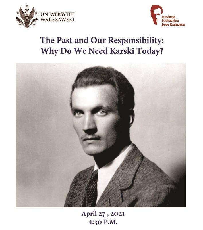 Why We Need Karski Today