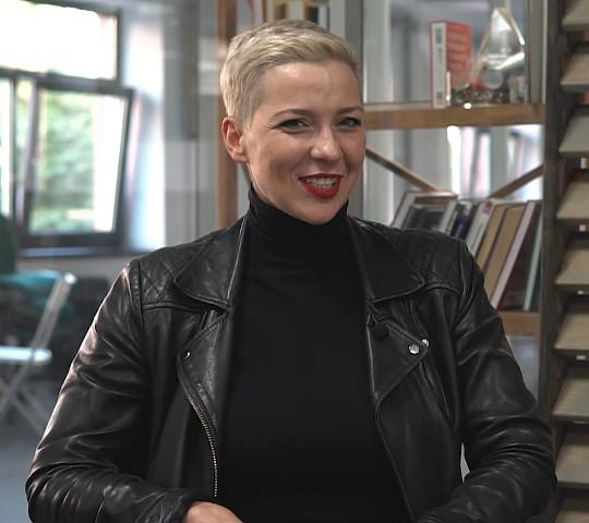 Laureatka tegorocznej nagrody Spirit of Jan Karski Award, Maria Kalesnikava