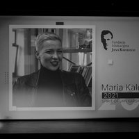 Outrage over 11 Years for Maria Kalesnikava